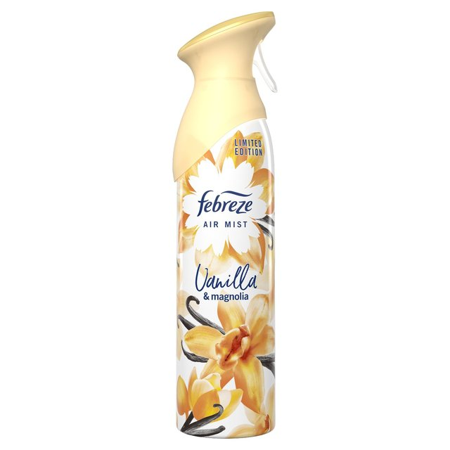 Morrisons: Febreze Vanilla Air Freshener 300ml(Product ...