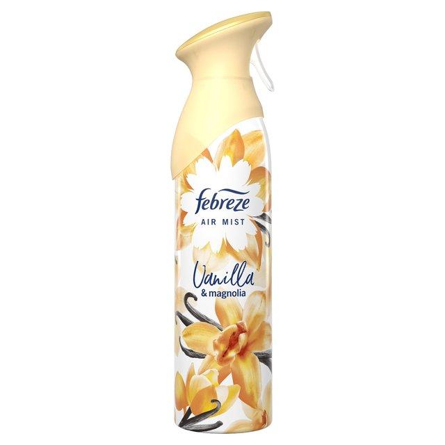 Febreze Air Freshener Vanilla Blossom Aerosol Spray