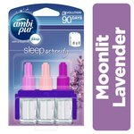Ambi Pur 3Volution with Frebreze Moonlit Lavender Air Freshener Refill
