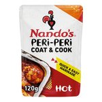 Nando's Peri Peri Chicken Original Hot Coat N Cook