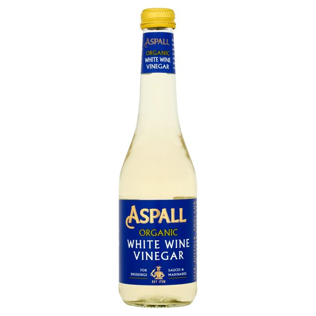 Morrisons Aspall Organic White Wine Vinegar 350mlproduct Information