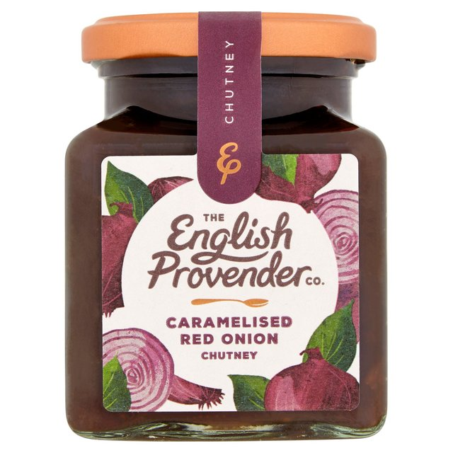 ... Provender Co. Caramelised Red Onion Chutney 325g(Product Information