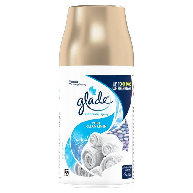how to fix glade automatic spray