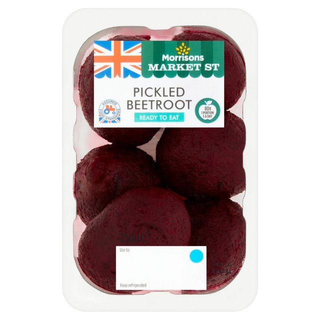 Morrisons Pickled Beetroot