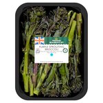 Morrisons Purple Sprouting Broccoli
