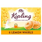 Mr Kipling Lemon Whirls