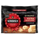 Seriously Strong Extra Mature Cheddar