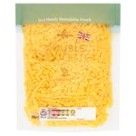 Morrisons Double Gloucester Grated