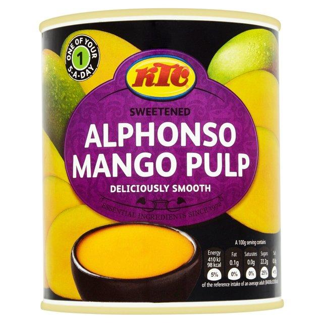 KTC Alphonso Mango Pulp