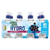 Fruit Shoot Hydro Blackcurrant Kids Spring Water Drink