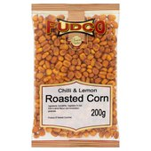 Fudco Roasted Chilli & Lemon Corn