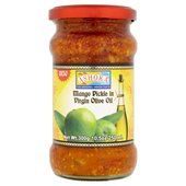 Ashoka Mango Pickle in Olive Oil