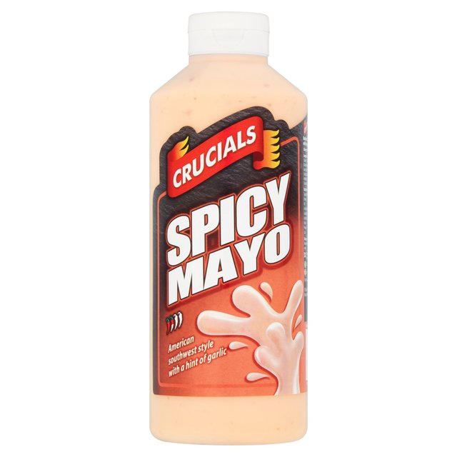 Morrisons: Crucials Spicy Mayo 500ml(Product Information)
