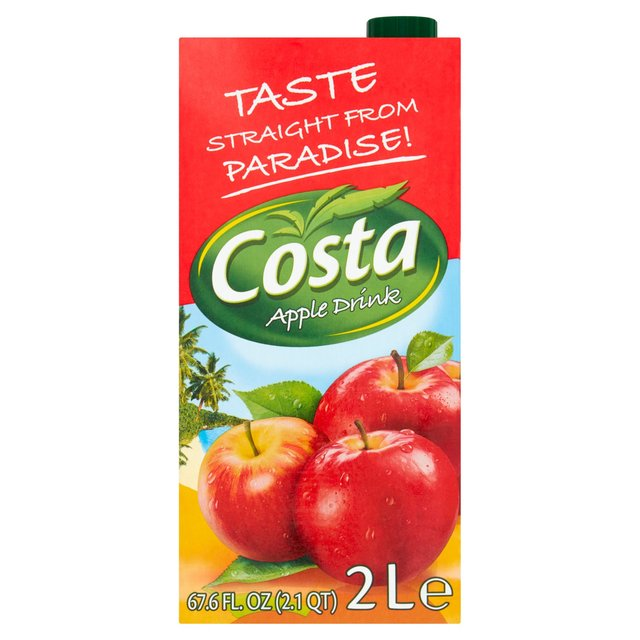 Costa Apple Drink