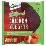 Gino's Battered Chicken Nuggets