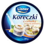 Lisner Baltic Rollmops with Onion