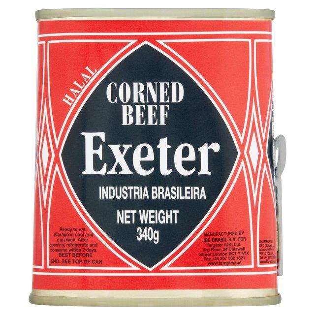 Exeter Halal Corned Beef