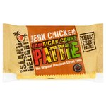 Island Delight Jerk Chicken Pattie