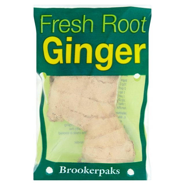 Morrisons Root Ginger