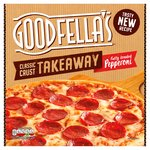 Goodfellas Takeaway Fully Loaded Pepperoni Pizza