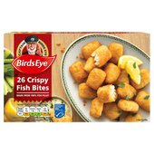 Birds Eye 26 Crispy Fish Bites