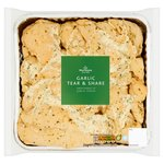 Morrisons Italian Tear 'n' Share Garlic Bread