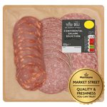 Morrisons Deli Continental Salami Selection