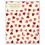 Emma Bridgewater Hearts Gift Wrap Sheets