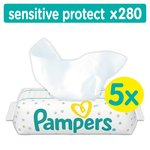 Pampers Sensitive Protect Baby Wipes