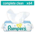 Pampers Complete Clean Baby Wipes Baby Fresh Scent Wipes
