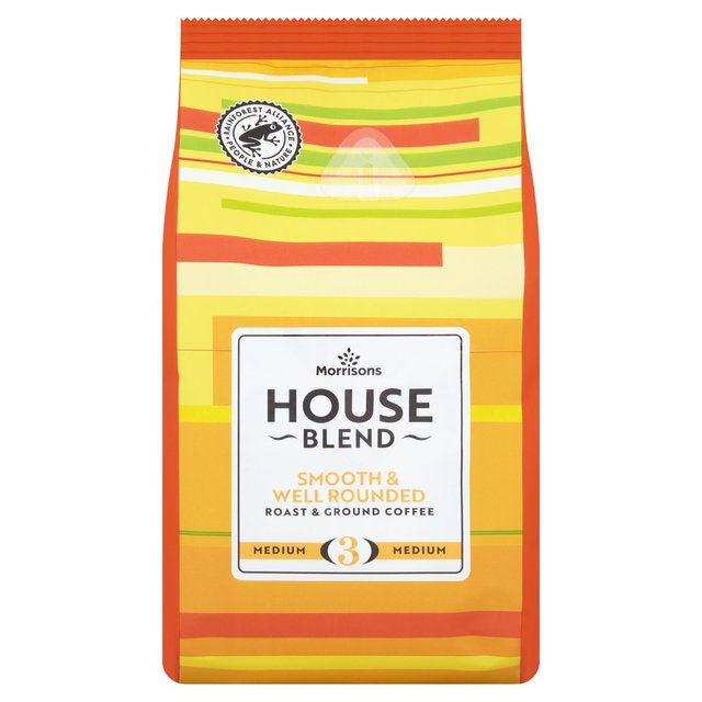 Morrisons Anytime Ground Coffee
