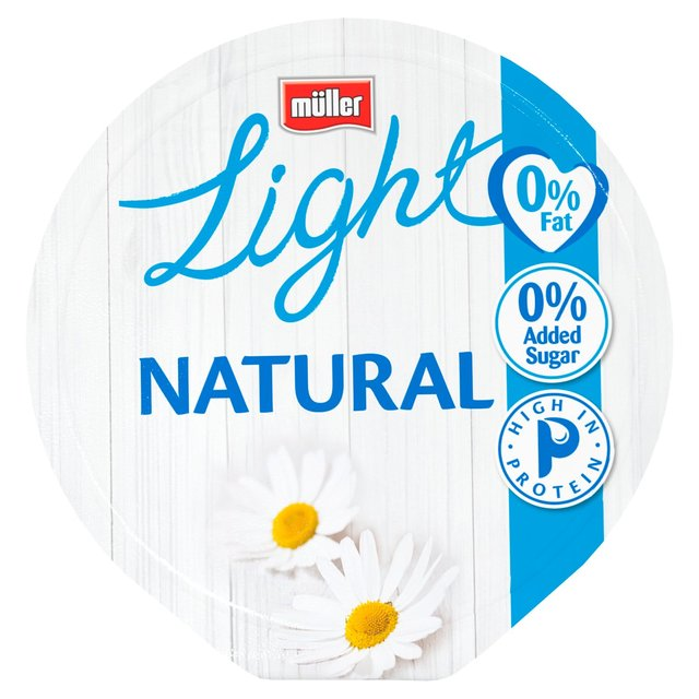 Morrisons: Muller Light Limited Edition Greek Style Yogurt