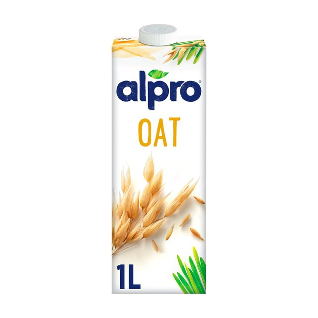 Alpro Long Life Oat Original Milk Alternative