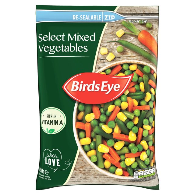 Birds Eye Field Fresh Select Mixed Vegetable