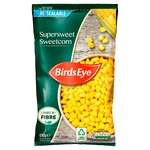 Birds Eye Field Fresh Supersweet Sweetcorn