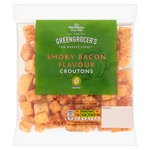 Morrisons Smokey Bacon Flavour Croutons