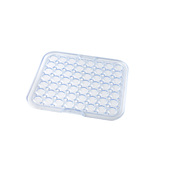 Addis Premium Soft Touch Sink Liner Mat, Clear