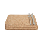 T&G Woodware Cork Rectangular Placemats