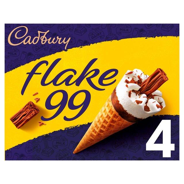 Flake Chocolate Bar Tesco