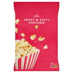 Morrisons        Sweet & Salty    Popcorn