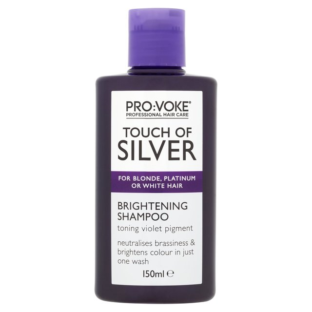 Touch of Silver Twice a Week Brightening Shampoo