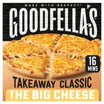 GoodFella's Takeaway The Big Cheese Pizza & Garlic Dip