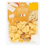 Morrisons Four Cheese Tortelloni