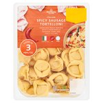 Morrisons Spicy Sausage Tortelloni