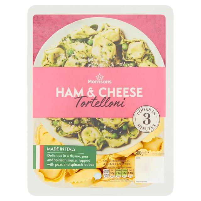 Morrisons Ham Cheese Tortelloni Morrisons