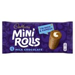 Cadbury Chocolate Mini Rolls