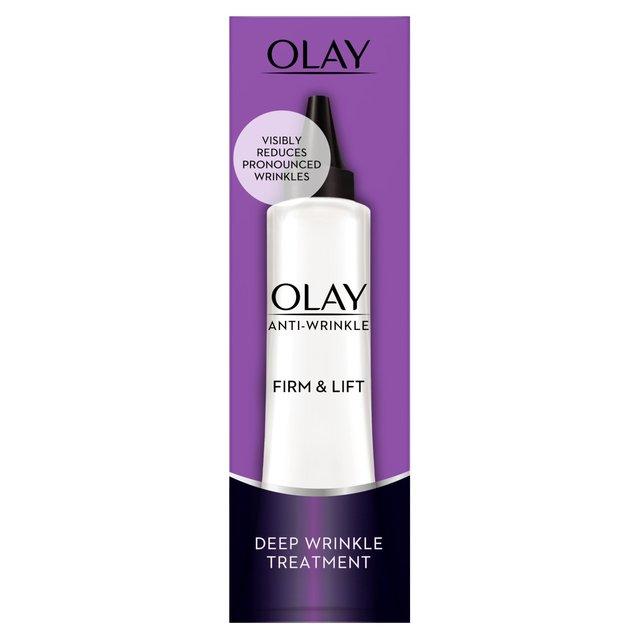 Olay Anti Wrinkle Deep Wrinkle Moisturiser Treatment