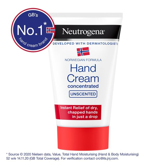 Neutrogena handcream