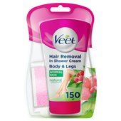 Veet             In-Shower        Sensitive