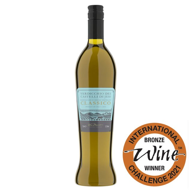 Morrisons' Verdicchio 2015